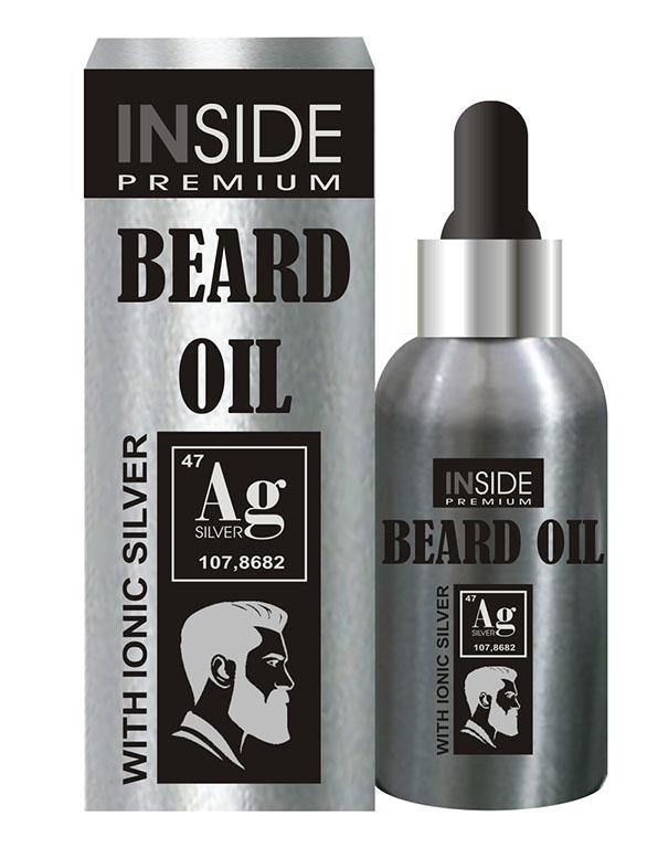 Масла для бороди і вусів
