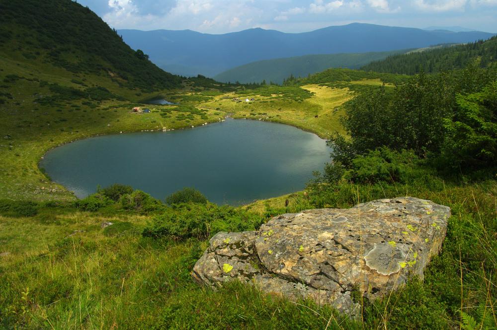 Озеро Ворожеска