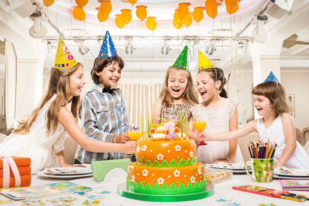 Детский день рождения в Киеве