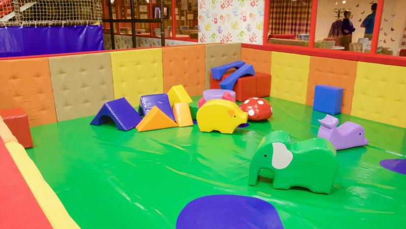 Детская комната в «Мистер Твистер»