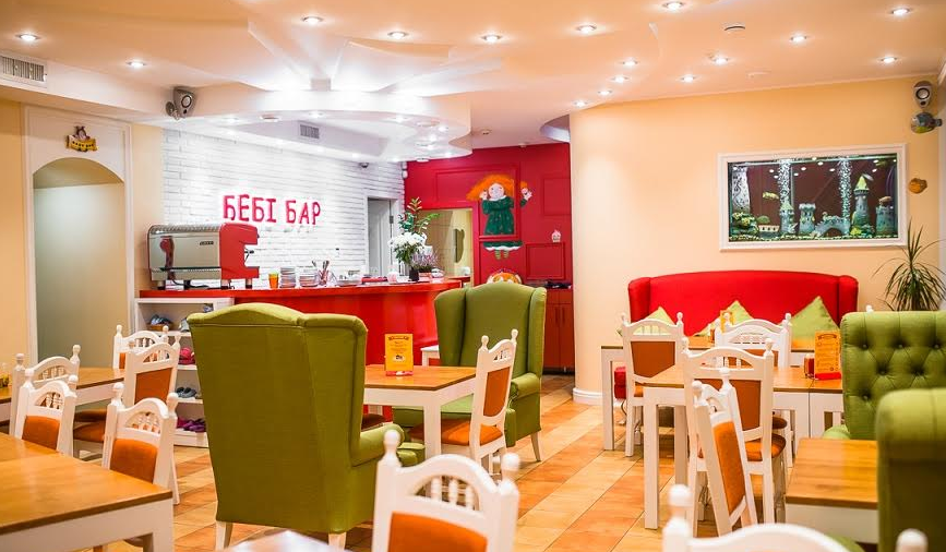 Ресторан «Беби Бар»