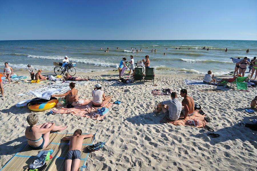 Громадський пляж