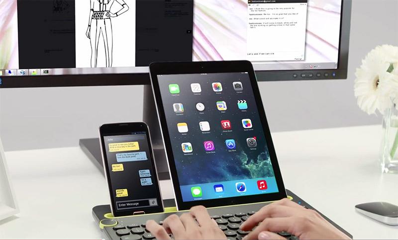 Бездротова клавіатура