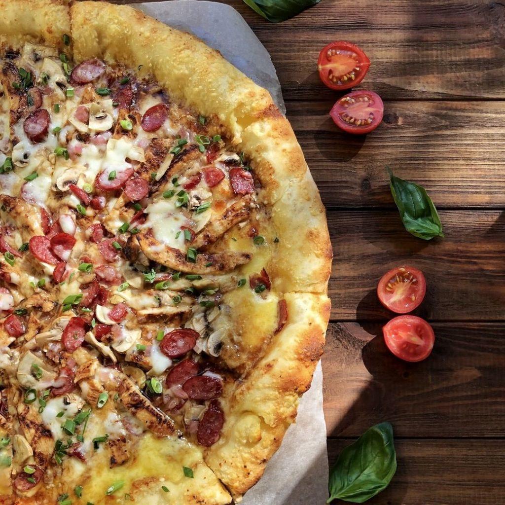 «Джузеппе»  пицца