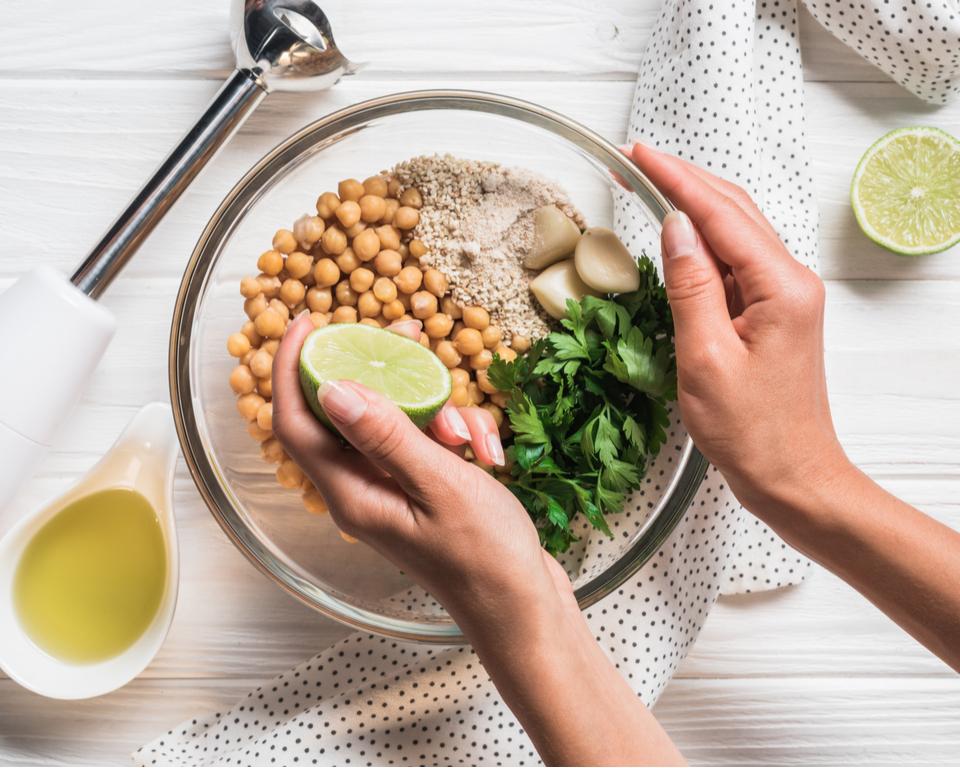 Мощный блендер поможет вам справиться с блюдом за считанные минуты