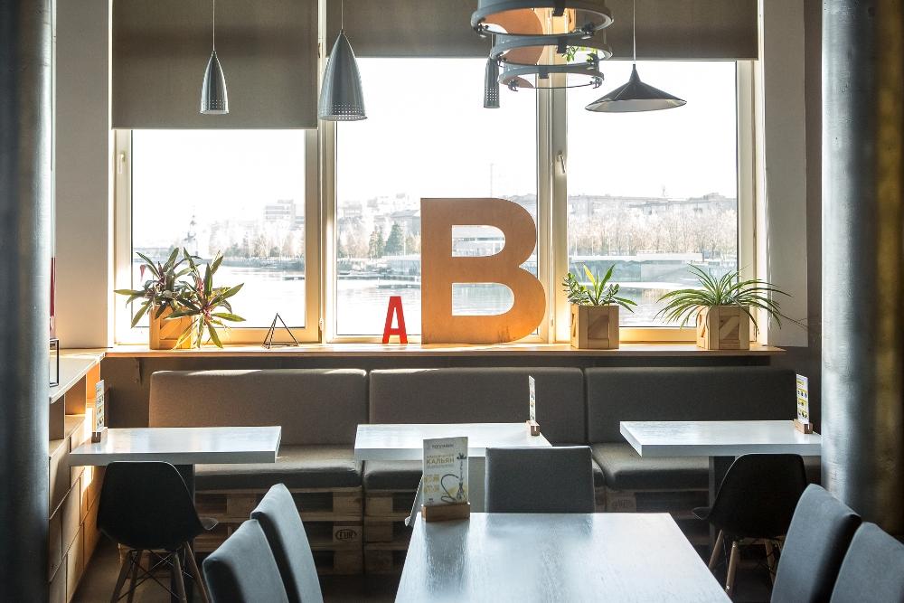Ресторан «Поплавок» интерьер