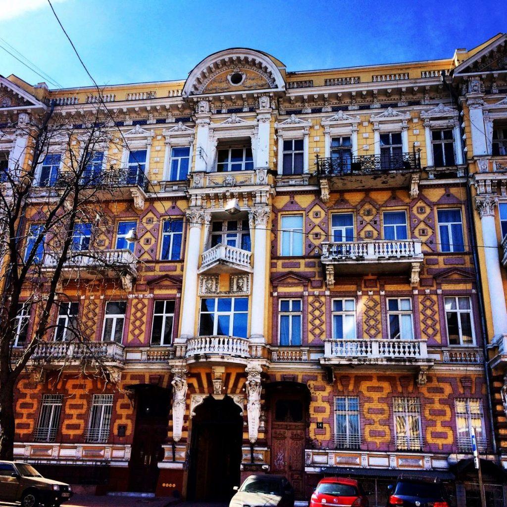 Доходный дом Заблудовского