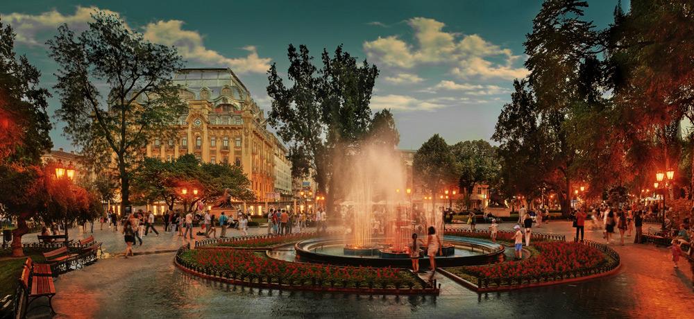 Горсад, Одесса