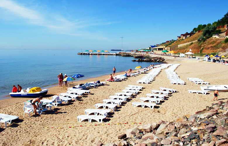 Пляж Совиньон