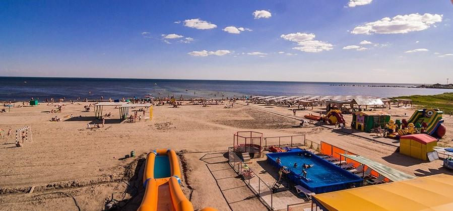 Детский пляж Скадовск