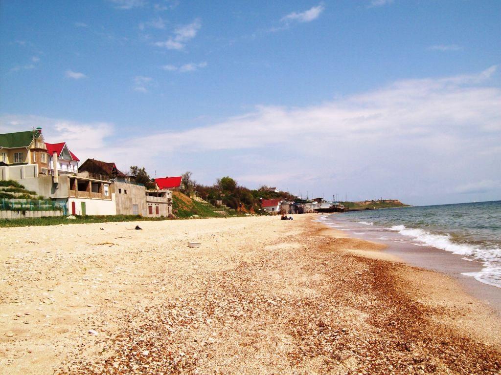 Пляж Люстдорф
