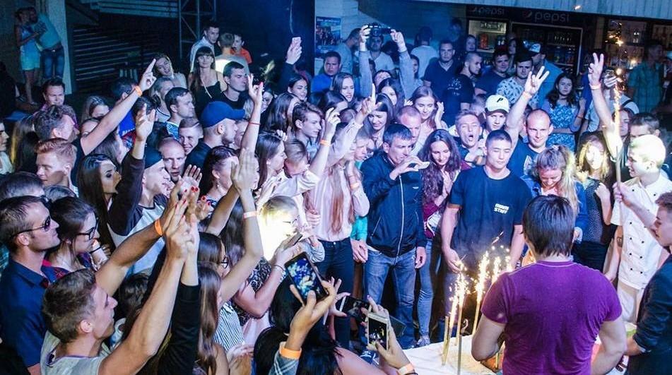 Ночной клуб «Miami»