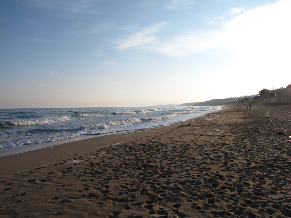 Пляж у 411 батареи