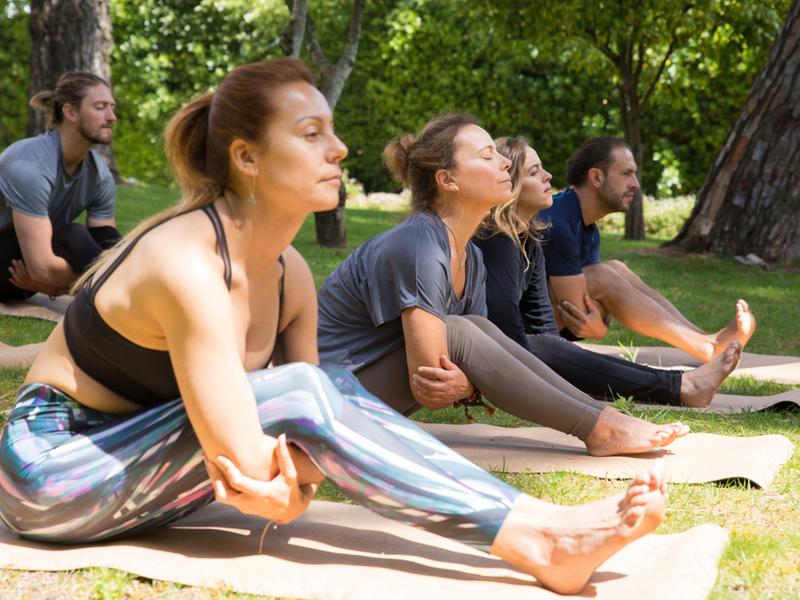 Фест включає безкоштовні тренування на свіжому повітрі