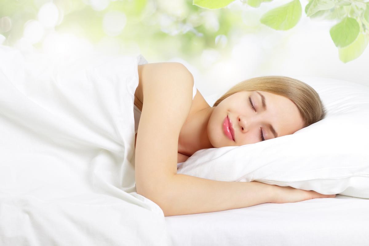Спящие красивые девочки картинки