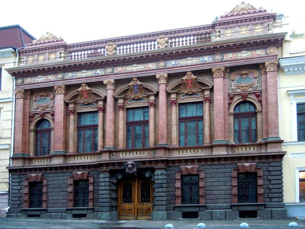 Одесский дом учённых мужей — образец архитектуры дорреволюционного времени.