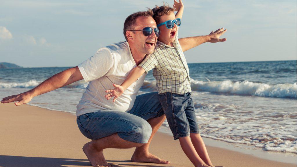 В Затоке получится отлично отдохнуть с детьми летом