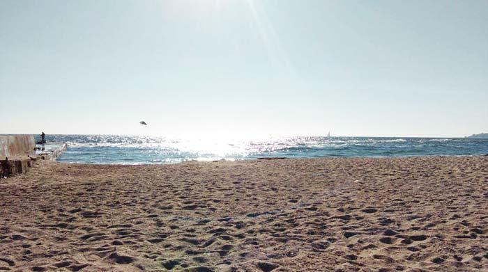 Одесский пляж: фото из личного архива главного редактора-путешественника