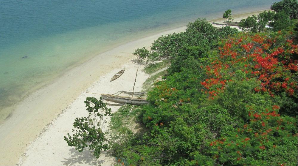 Килифи – менее людный пляж на кенийском побережье, расположенный вдали от толп туристов.