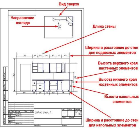 Креслення квартири