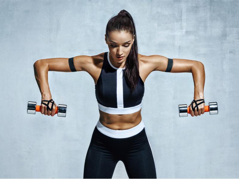 Досягайте результатів та пишайтеся своїм тілом