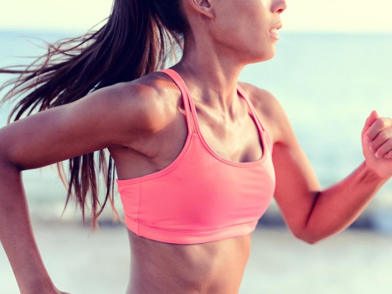 Біг допоможе досягти результатів швидше