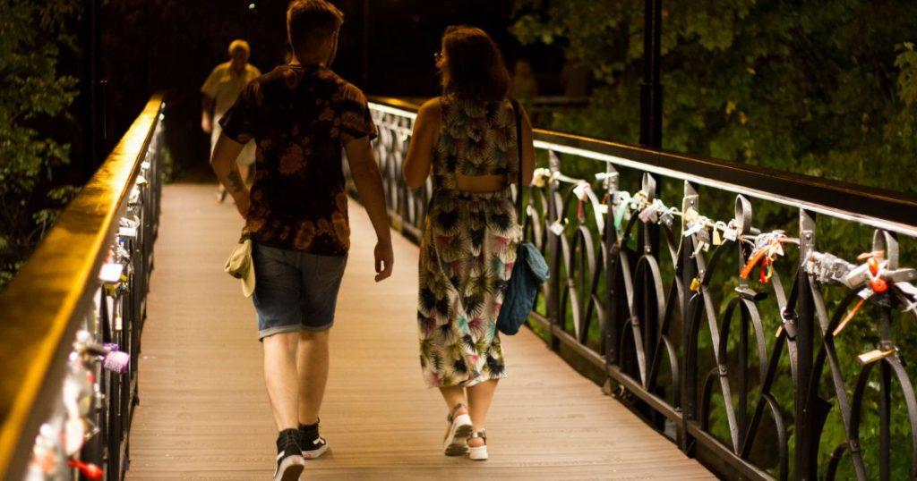 Мост влюбленных (Киев)
