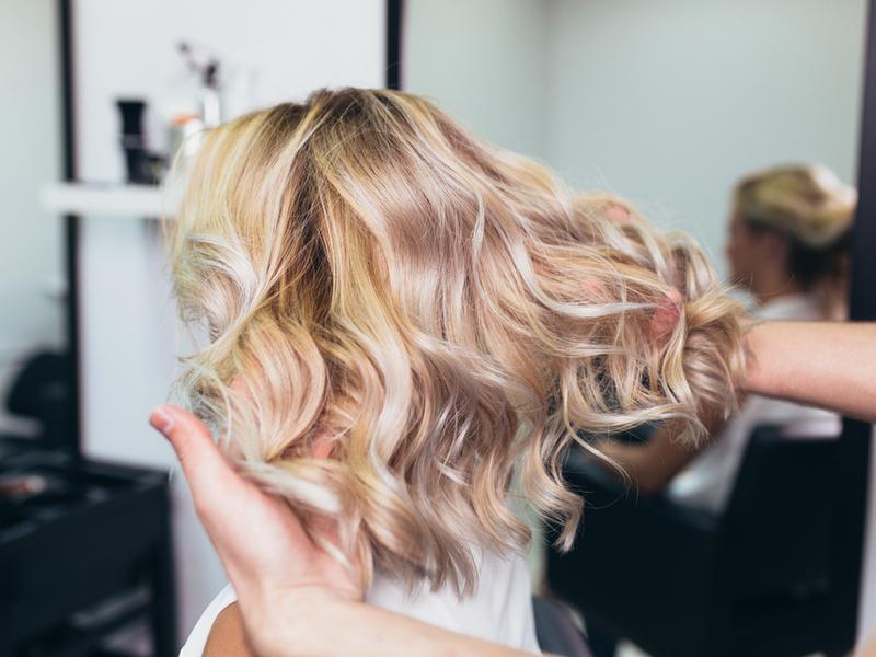 Укладка волос очень важна в кадре