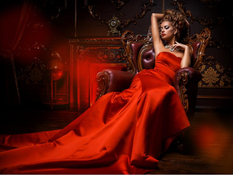 Королевские наряды ㅡ мечта каждой девочки