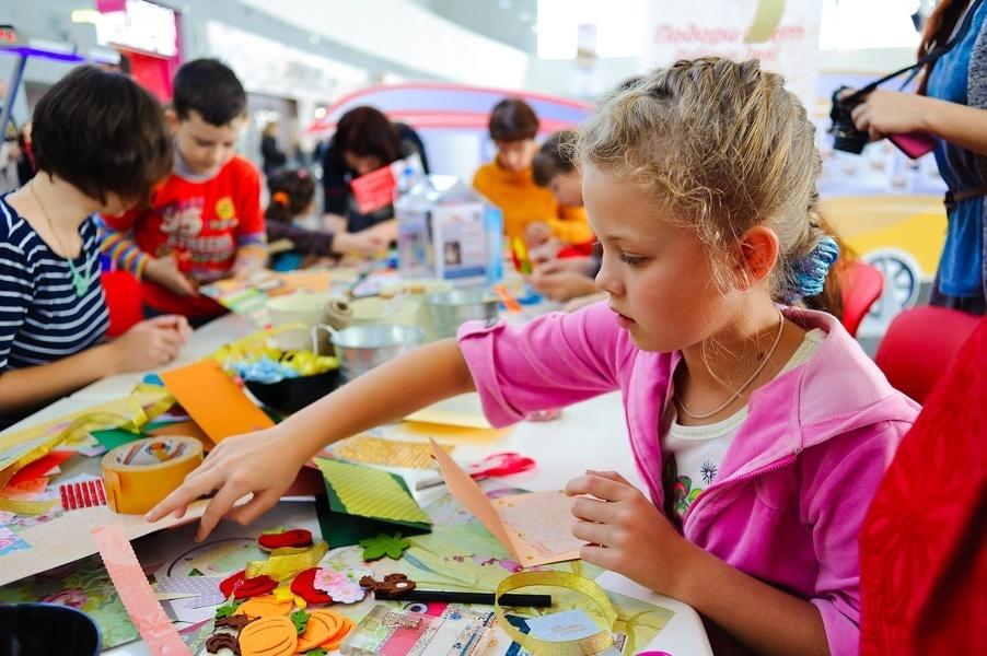 мастер-классы для детей в Виннице