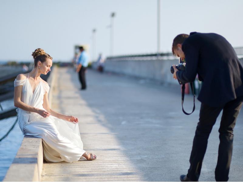 Профессиональная фотосессия давно перестала быть роскошью.