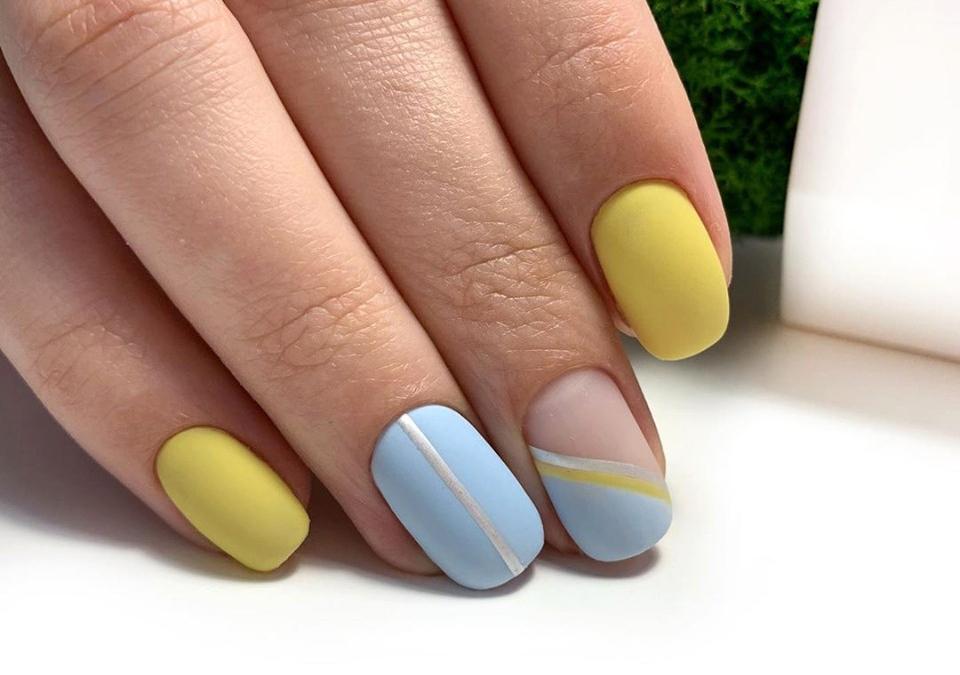 МАНИКЮР В ШКОЛУ - дизайн ногтей для подростков