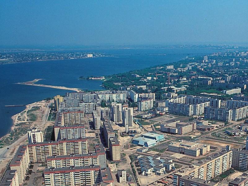 Николаев ― город на воде, потому часть праздничной программы посвящена водному спорту и отдыху