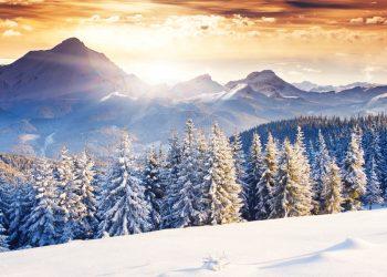 Карпаты зимой ㅡ идеальны