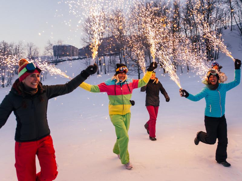 Отдых в Европе подойдет и для лыжников
