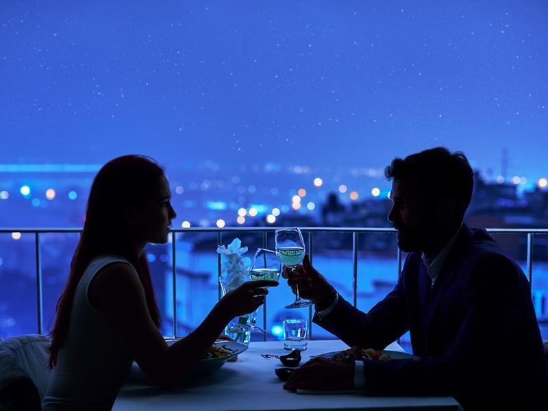 Романтические прогулки по городу только укрепят отношения