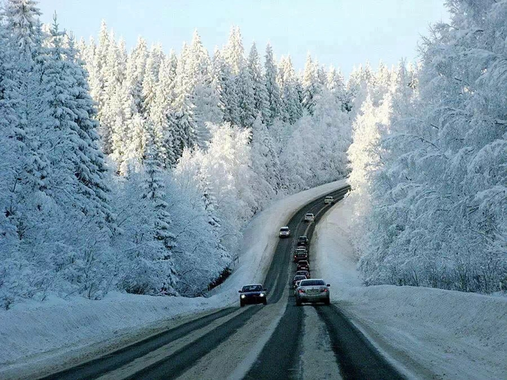 Дорога з Івано-Франківська найкраща в Карпатах
