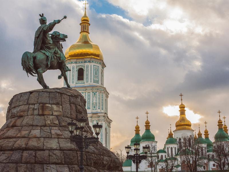 Софиевка ㅡ душа города