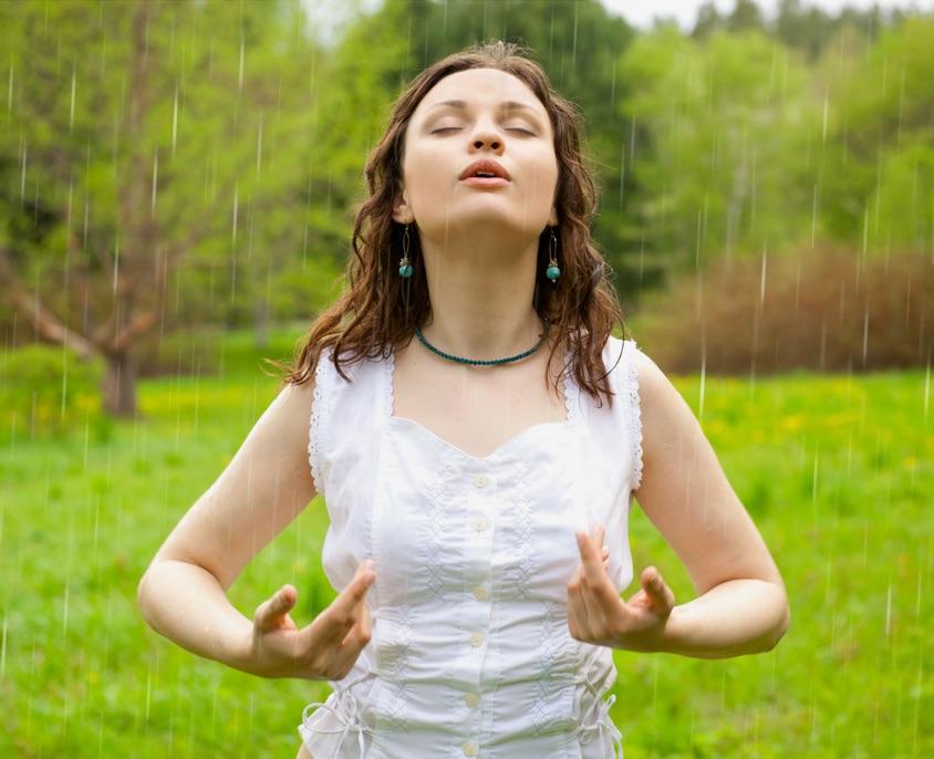 Дыхательные упражнения - одни из основных в Бодифлексе