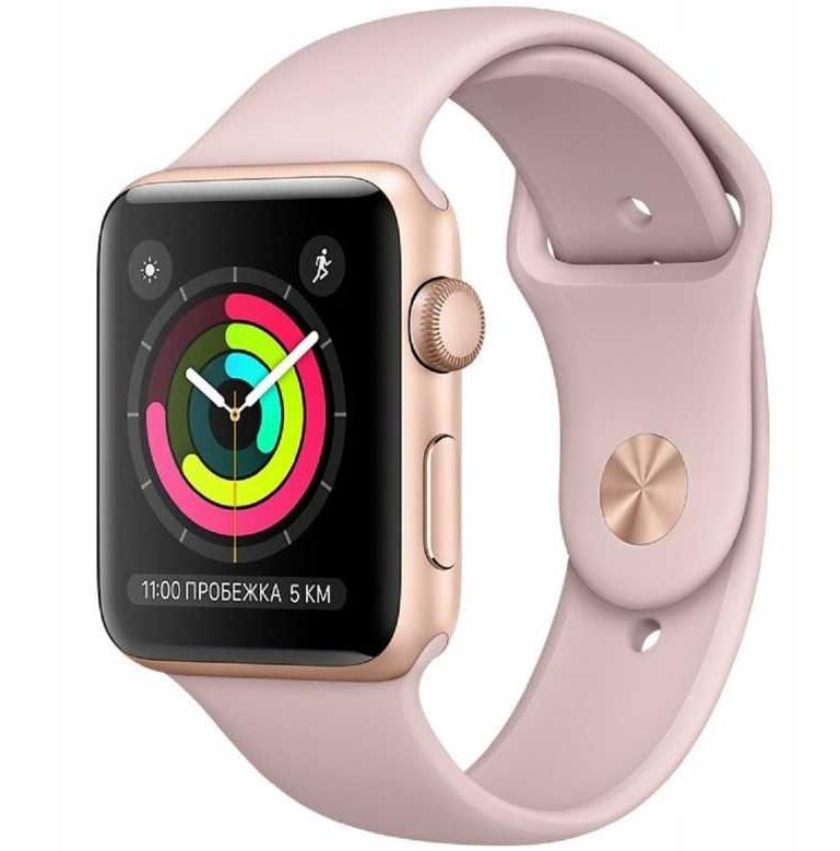 Умные часы Apple редакции 3 и 4