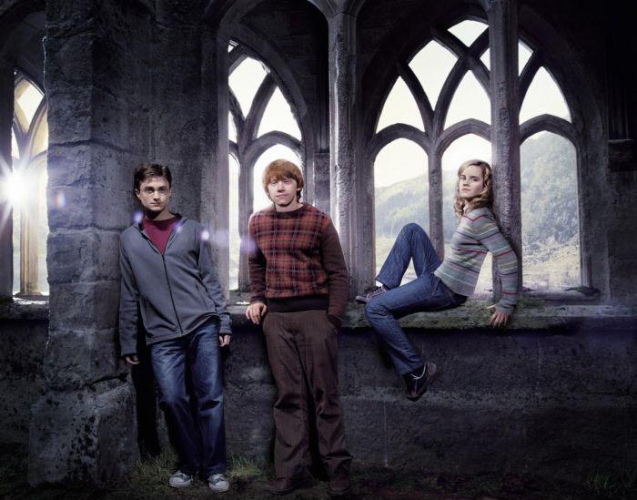 Серия фильмов о Гарри Поттере (2001-2011)