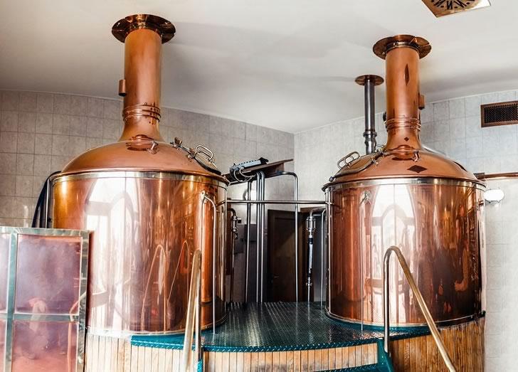 Вкауумные установки для удаления алкоголя из пива