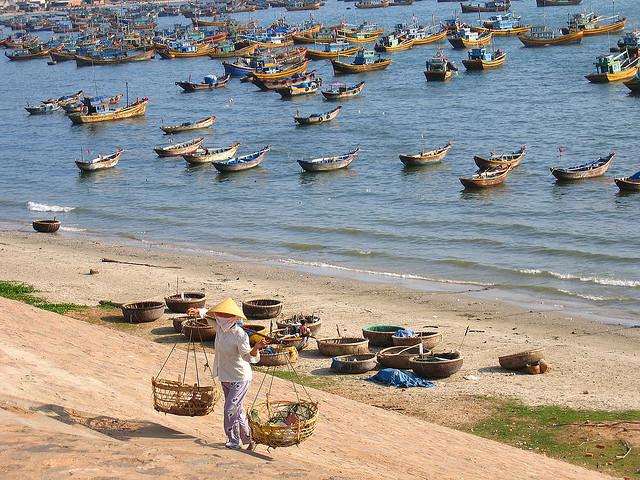 Отдых в ноябре: курорт Муйне во Вьетнаме