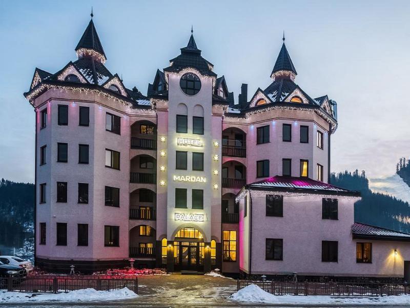 Отель обеспечит незабываемую новогоднюю ночь