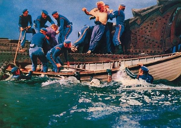 «20 000 лье под водой» (1954)