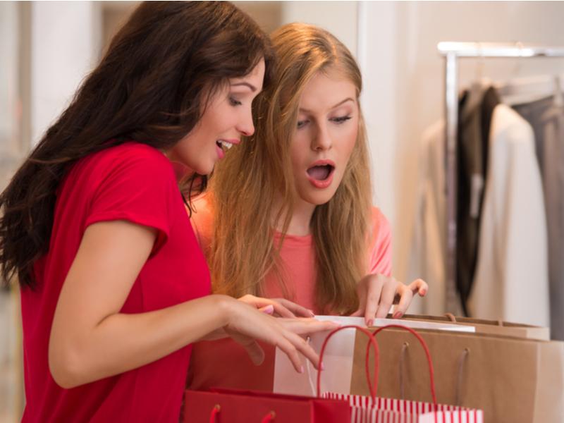 Хвастайтесь своими удачными прошлогодними покупками
