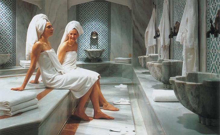 Паровая баня или сауна