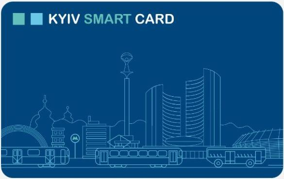 KYIV SMART CARD