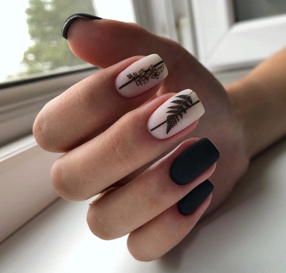 Наклейки на ногти 7