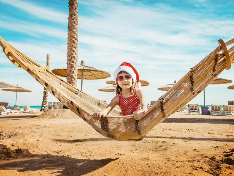Солнечный Египет порадует летней жарой посреди зимы